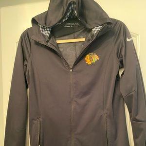 Nike golf Chicago Blackhawks jacket